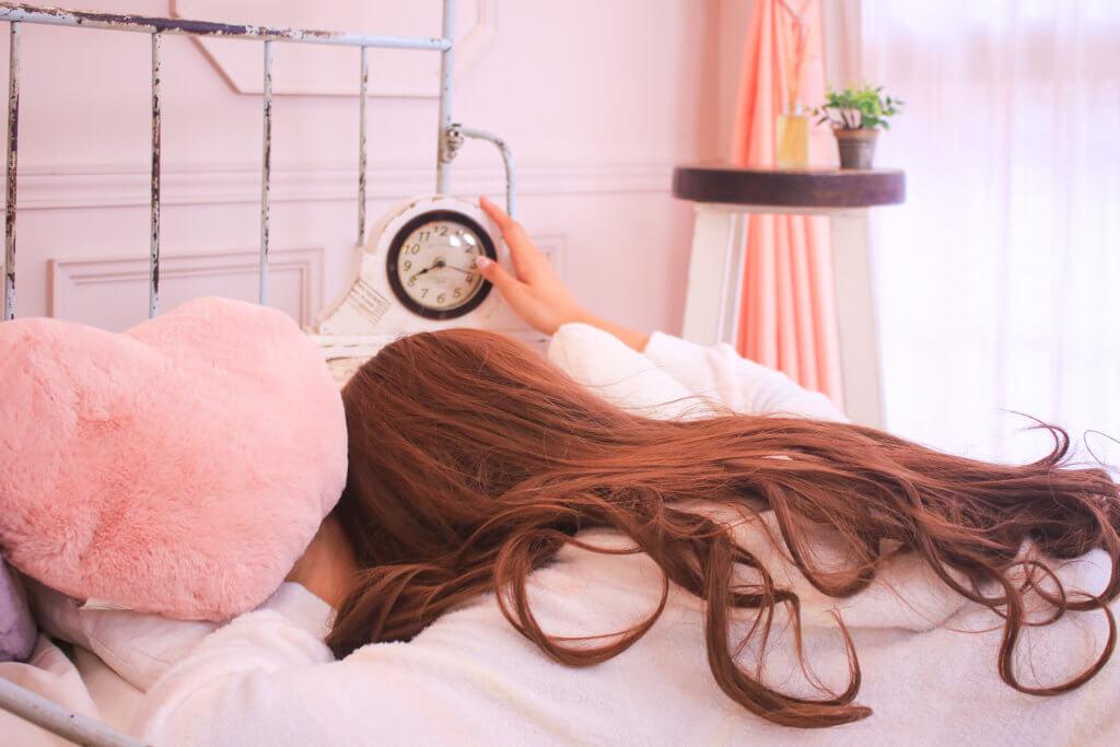 寝坊しない方法⑤目覚まし時計のチャンスは一回