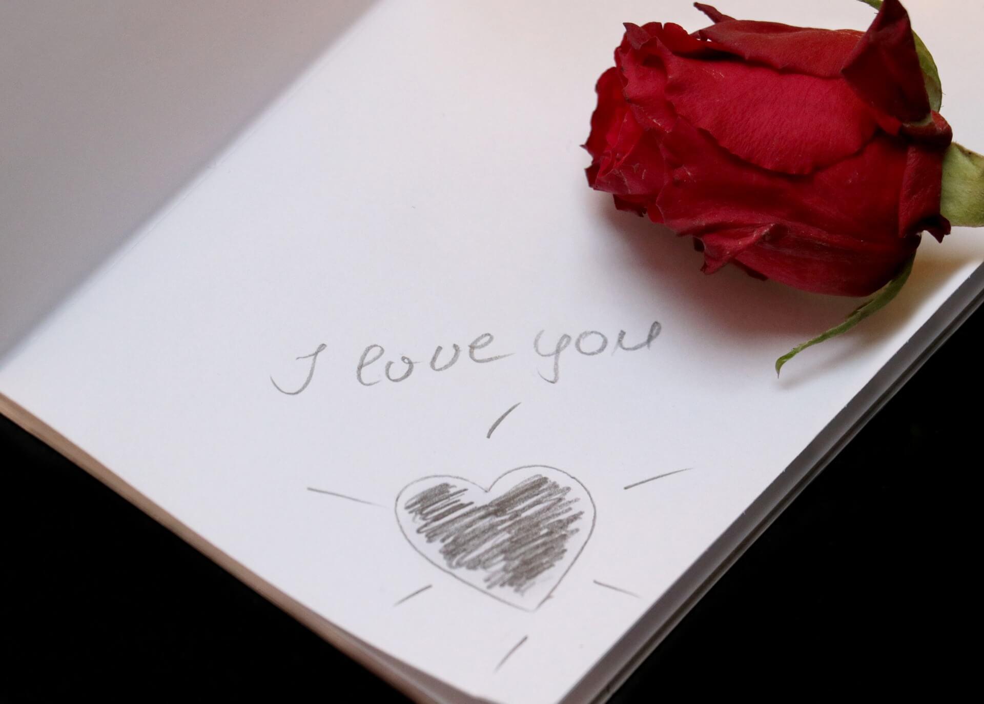 恋と愛の違いとは?~名言で学ぶ英語表現~