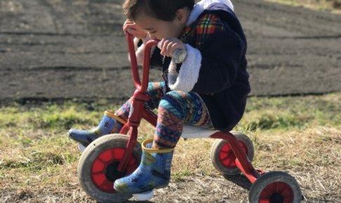 三輪車は買って正解?子供が三輪車に乗るメリットと選び方・おすすめの三輪車もご紹介