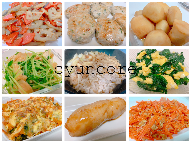 単身赴任の夫へ送る冷凍おかず<第5弾>お弁当作りは野菜の下準備で時短!