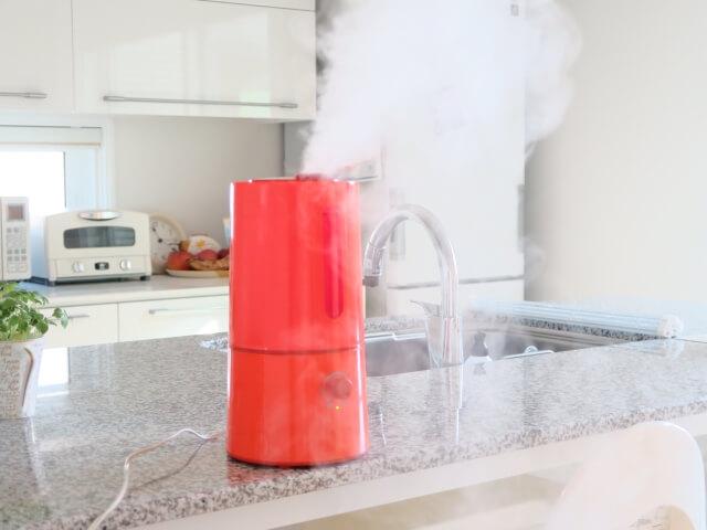 加湿器の効果は?加湿器の種類と特徴、選ぶ時のポイントをご紹介