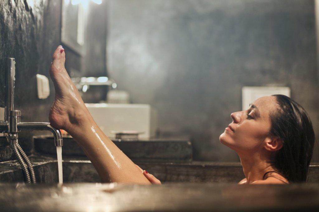 セックス後の後戯8、シャワーを一緒に浴びたい