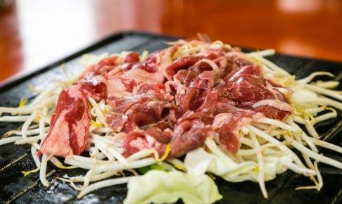 ダイエット中でも焼肉が食べたい!そんなときはジンギスカンがヘルシーでおすすめ