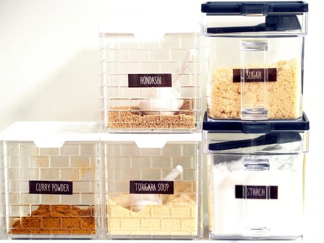 片栗粉、砂糖、わらび粉のカロリーを比較!