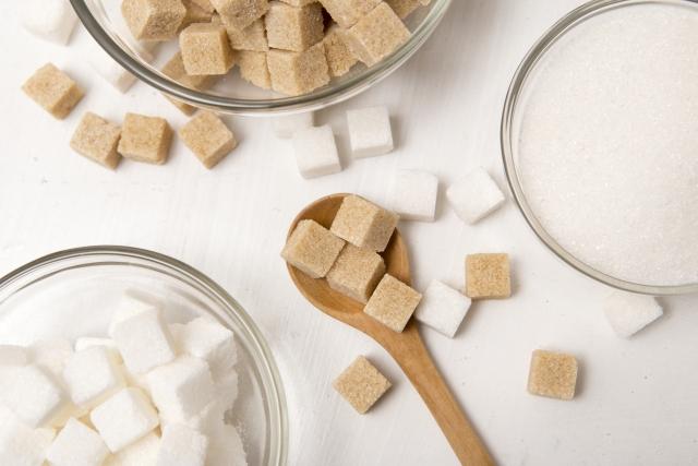 砂糖とは?砂糖の種類とそのカロリー
