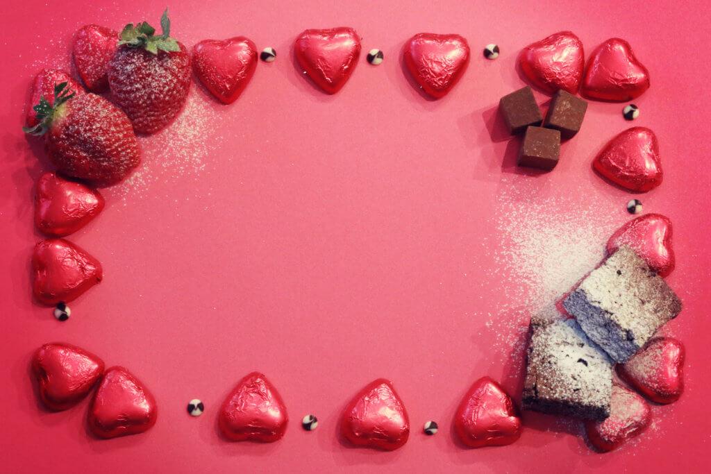 チョコレートと他のお菓子のカロリーを比較しよう