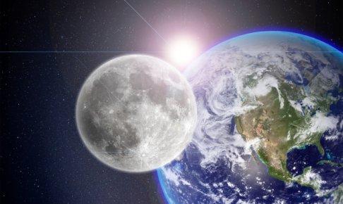 地球上のものは全てつながっている!私たちの思考が持つ力について