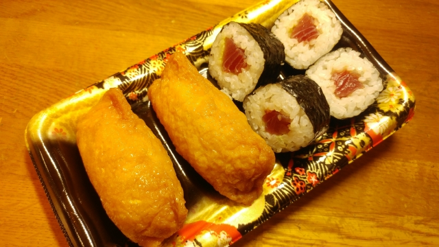 鉄火巻きは何カロリー?ダイエット中に食べるならいなり寿司?納豆巻き?太巻き?