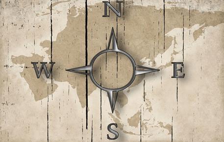 風水における西・北西方位の意味とは?金運や財産運と関係が深い?