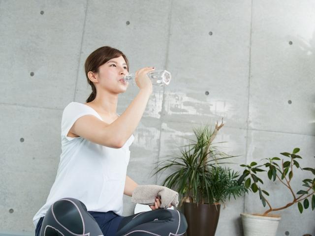 自宅で室内有酸素運動するときに注意すること