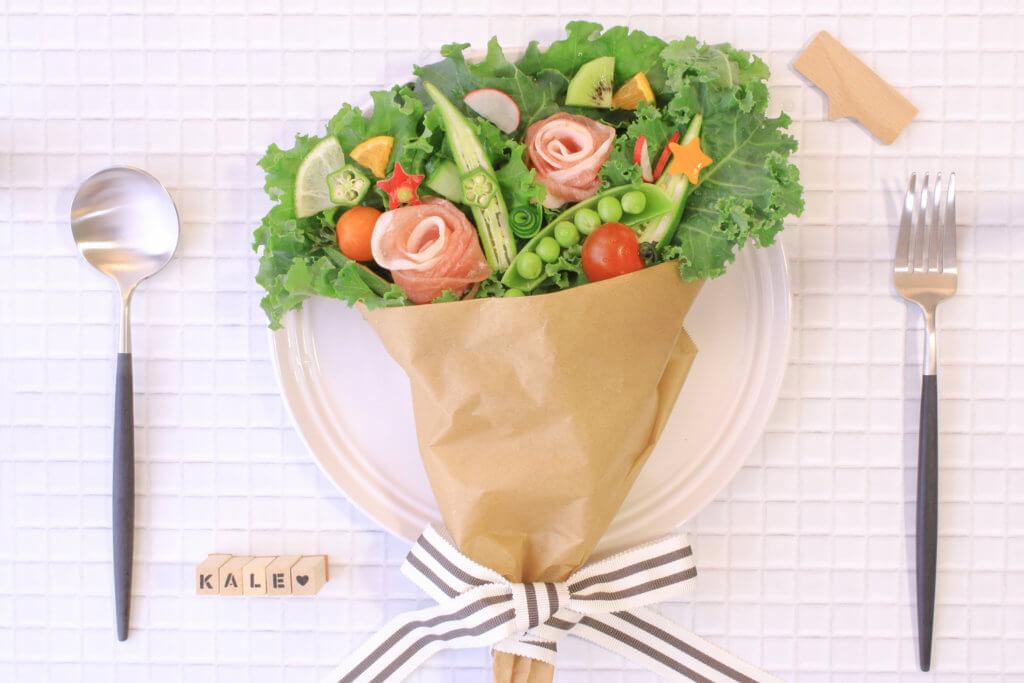 恋愛運アップのラッキーフード③出会いを引き寄せる天然水・野菜