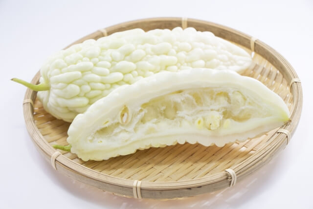 栄養満点のゴーヤ!白ゴーヤは普通のゴーヤと栄養素に違いはあるの?