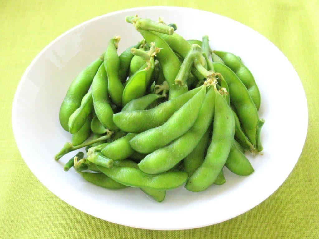 枝豆の糖質やカロリーは?