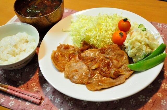 生姜焼きのカロリーは?豚肉のカロリーや栄養も調べてみた!