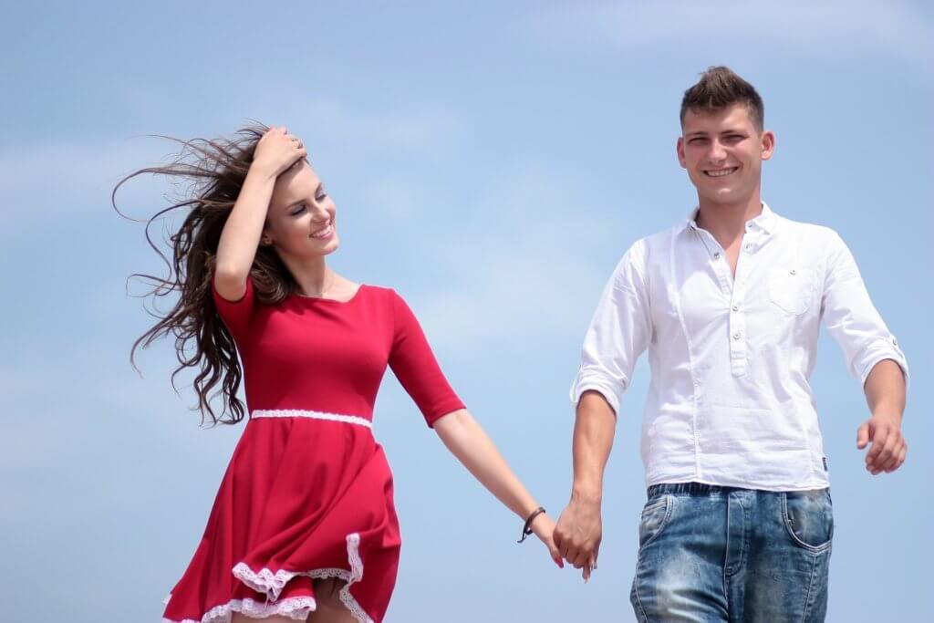 恋愛体質ではない男性との恋愛の仕方