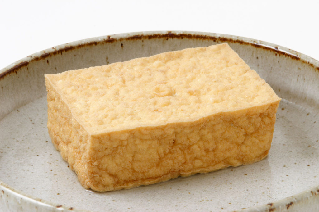 厚揚げのカロリー・糖質は意外とダイエット向き!?