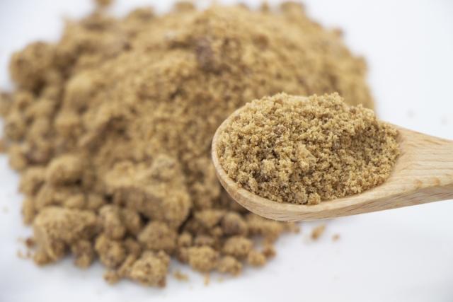 黒砂糖(くろざとう)のカロリー・糖質・栄養素など食品分析-3
