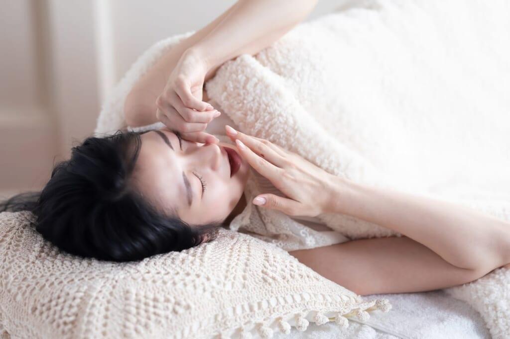 睡眠の質を上げる方法②いびき・歯ぎしりで睡眠の質を下げてしまうときは?