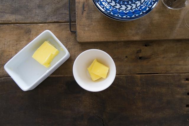 1日に摂取しても良いバターの量