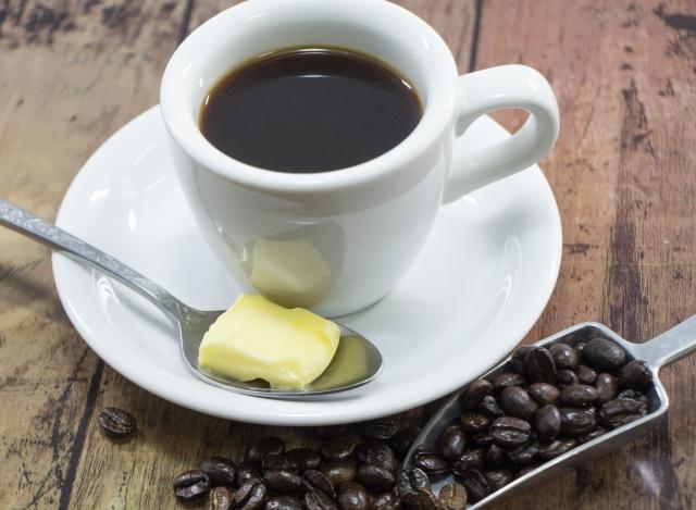 バターコーヒーダイエットはバターを入れるだけ?