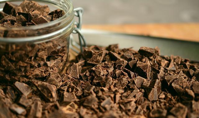 チョコレート菓子は種類ごとにカロリーが違う?