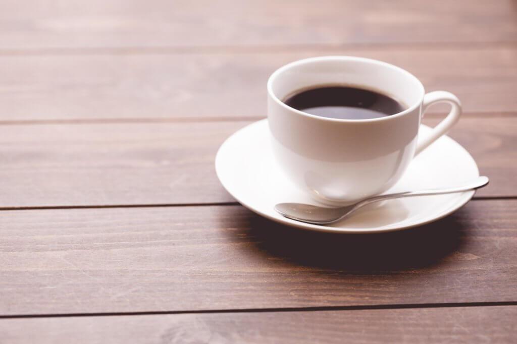 コーヒーの効果を引き出すために最適な量はどのくらい?