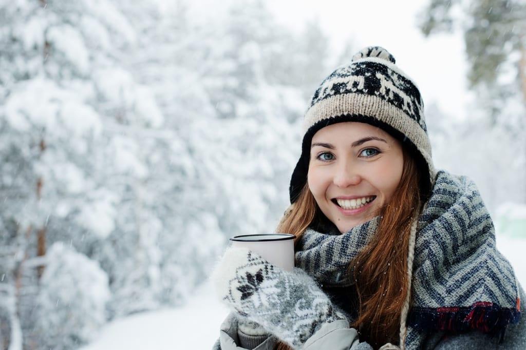 女らしい女の特徴③意識すべきは唇より歯