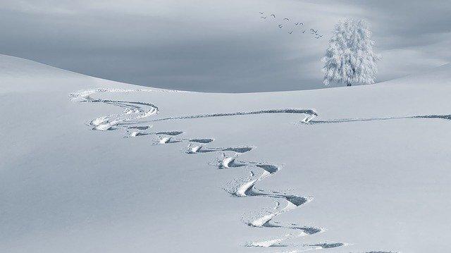 雪の登場する夢!夢占いでの基本的な意味は?