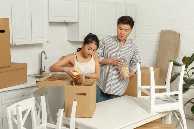 同棲する前にやっておくべき事前準備