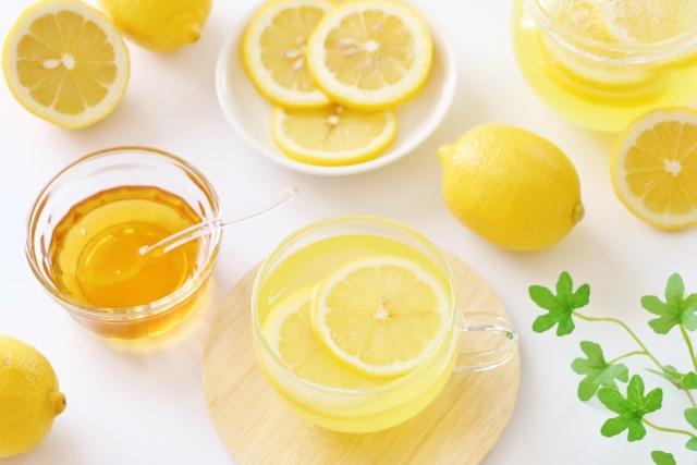 はちみつレモンの食べ方-2