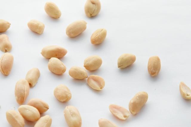 ピーナッツの栄養と効果-2