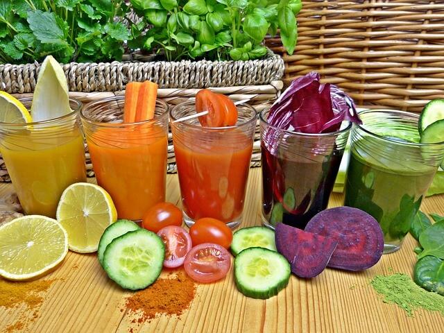 野菜ジュースの栄養と効果