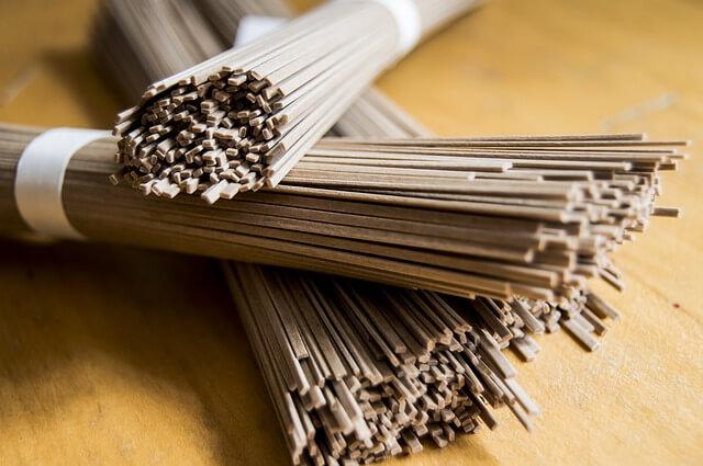 蕎麦は炭水化物食品-2