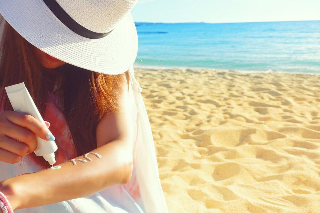 日焼けで肌が痛くなる前に気を付けたいこと