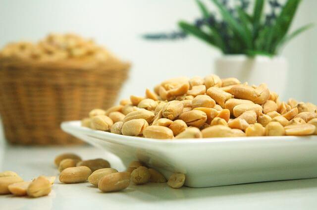ピーナッツの栄養と効果