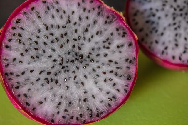 ドラゴンフルーツの栄養価