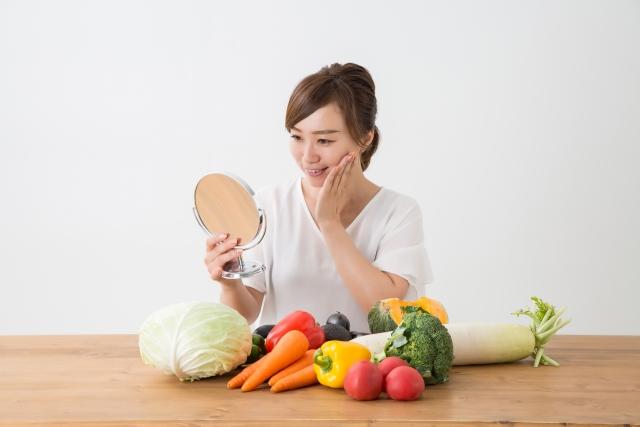 肌にいい食べ物とは?食生活を変えて肌が変わった人続出!