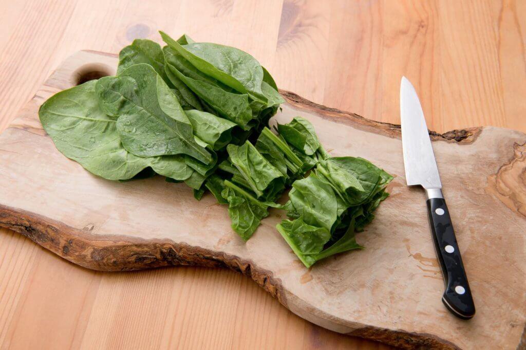 ほうれん草ってどんな野菜?主な栄養と効果
