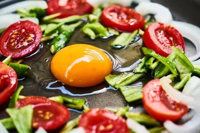卵の栄養効果とは?