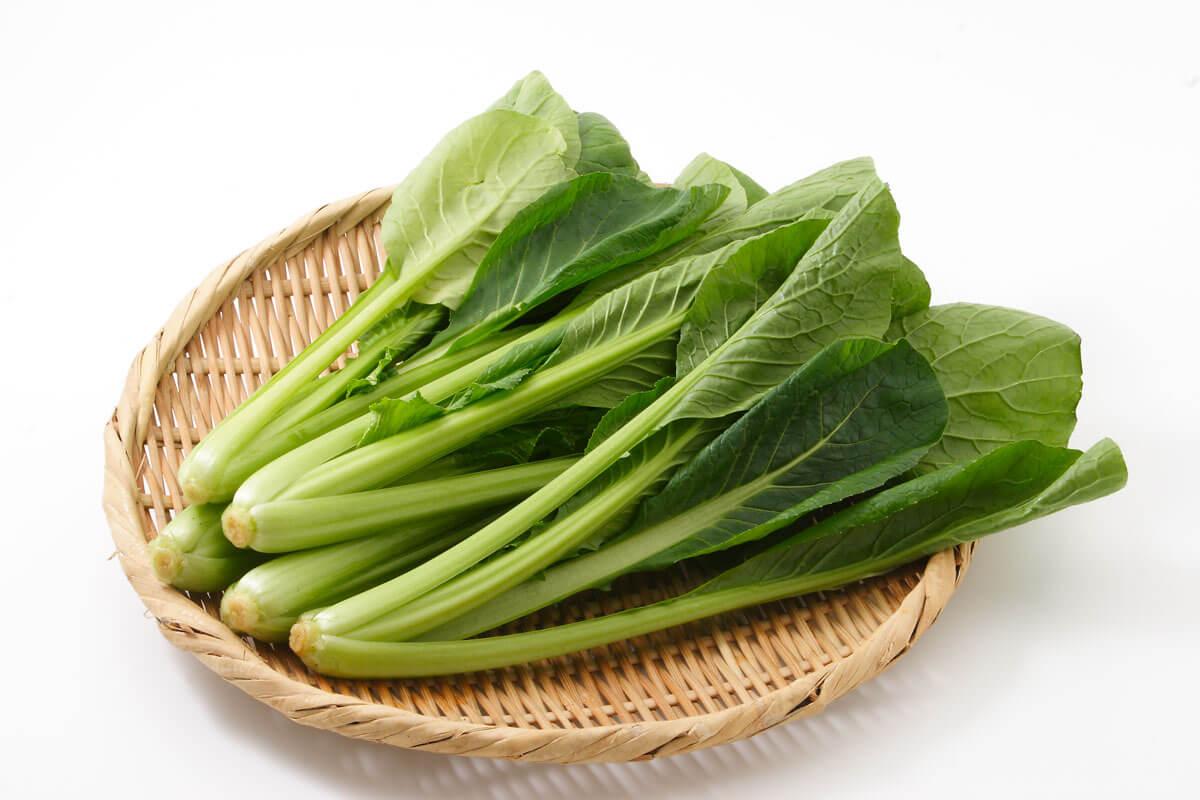 小松菜の栄養が知りたい!小松菜やほうれん草の栄養を逃さない食べ方やレシピ