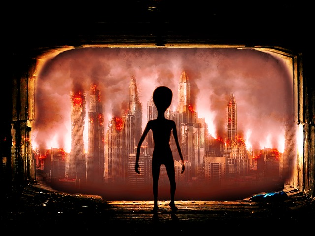 UFOが出てくる怖い夢!夢占いでの意味は?-2