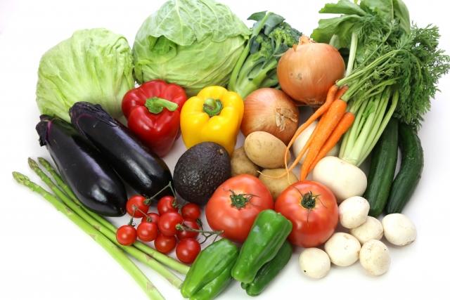 ふきやピーマン、ごぼうも!その他の野菜の糖質量ランキング