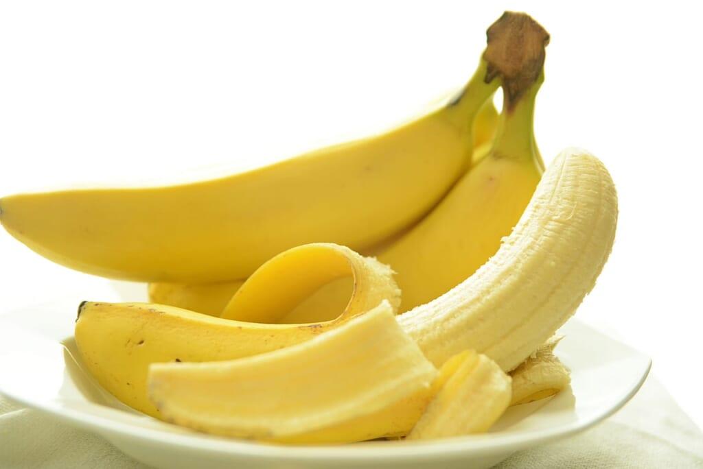 脂肪燃焼を促す食材①バナナ