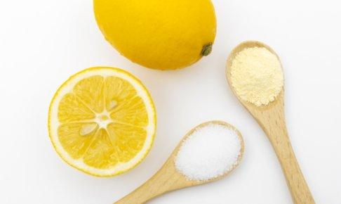 ダイエットや筋トレ、掃除…、クエン酸の効果とは?クエン酸が含まれる意外な食べ物も