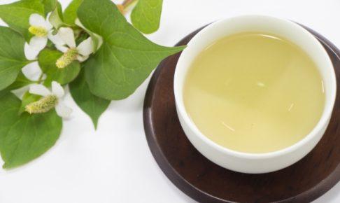 どくだみ茶の効能とは?副作用はある?美味しいどくだみ茶の作り方