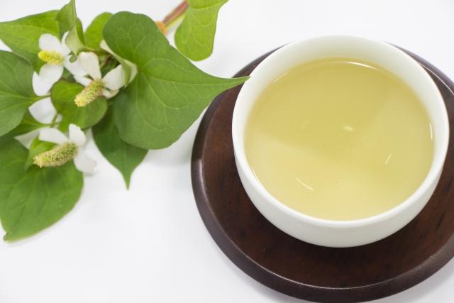 どくだみ茶にはどんな効能があるの?副作用はある?美味しいどくだみ茶の作り方