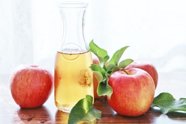 リンゴ酢ダイエットでなぜ痩せる?