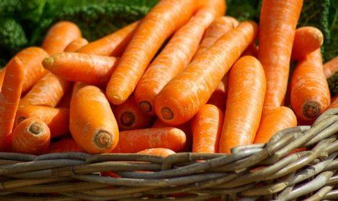 人参の栄養はどれくらいあるの?人参の栄養成分が持つすごい効果と簡単レシピ