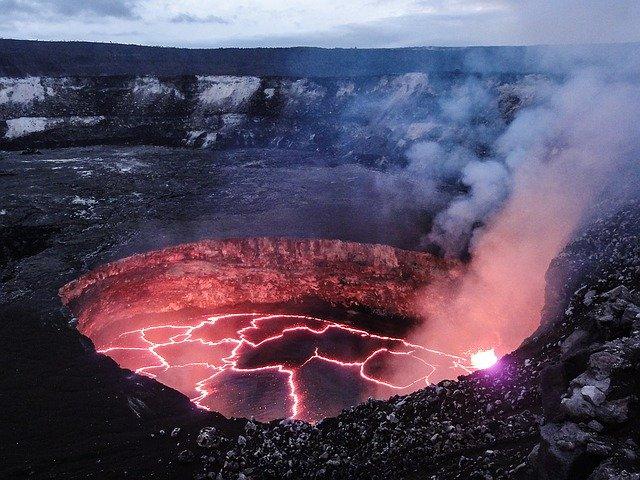 噴火の夢の夢占い!シチュエーション別に解説