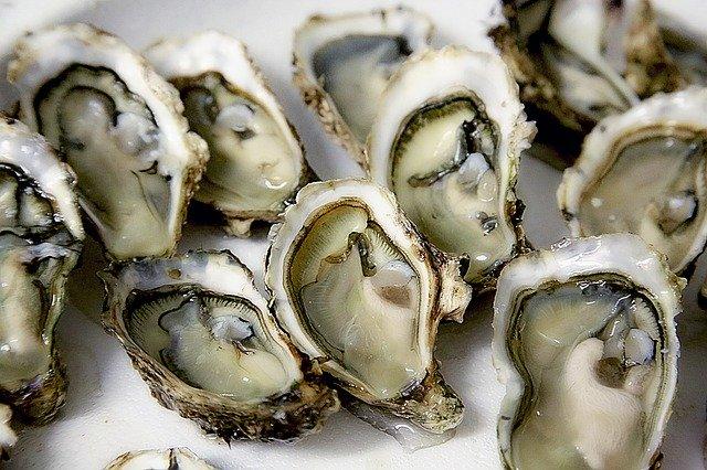 牡蠣のカロリーは?